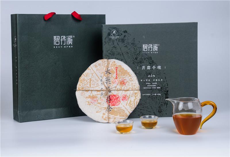 月露千枝 大葉花卷茶