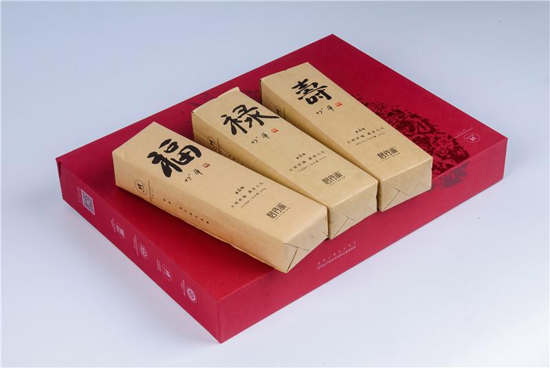 三福禮組合黑茶